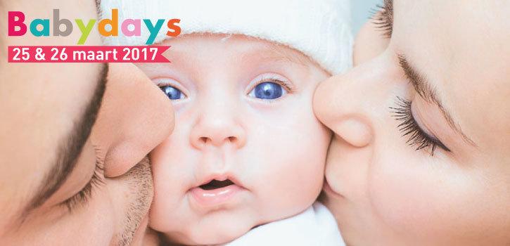 BABYDAYS - Dé baby beurs voor toekomstige en jonge ouders