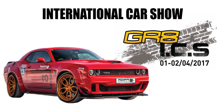 GR8 INTERNATIONAL CAR SHOW