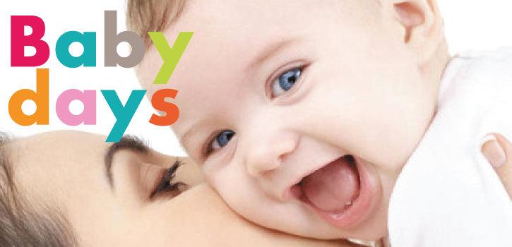 Dé baby beurs voor toekomstige en jonge ouders - 3 & 4 MAART