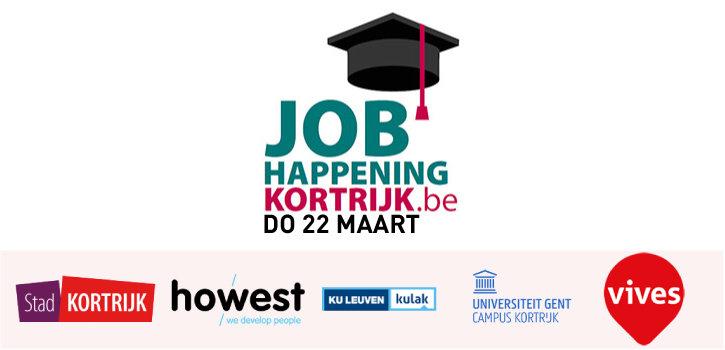 Jobhappening Kortrijk