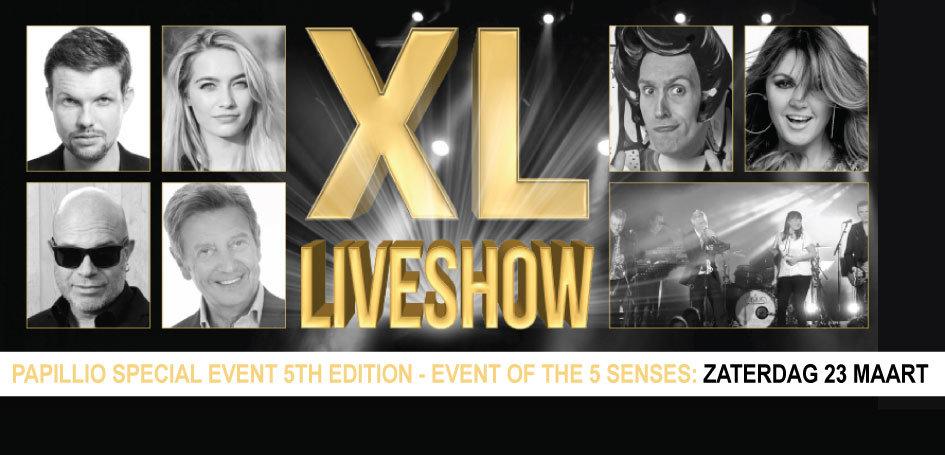 PAPILLIO SPECIAL EVENT: XL LIVESHOW