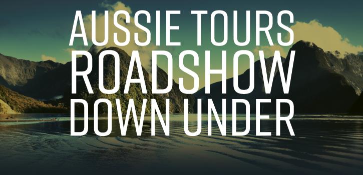 AUSSIE TOURS - ROADSHOW DOWN UNDER: 10 DECEMBER