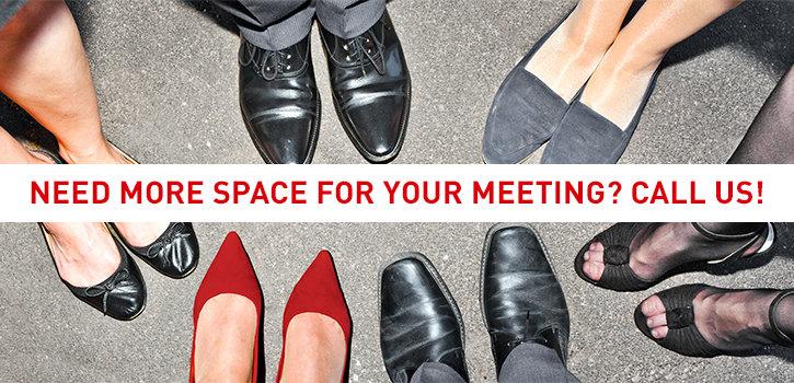 Vergaderen in Kortrijk Xpo Meeting Center