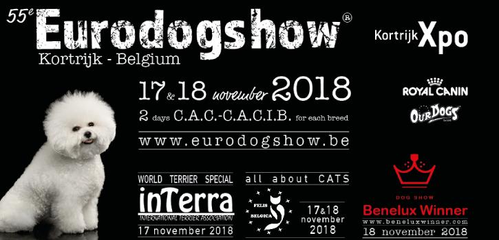 EURODOGSHOW - 17 & 18 NOVEMBER